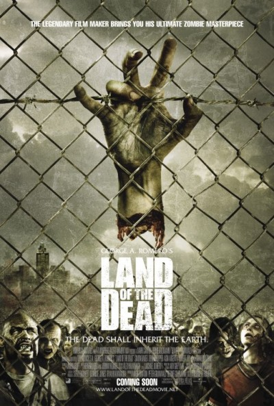 ller lkesi  Land Of The Dead izle